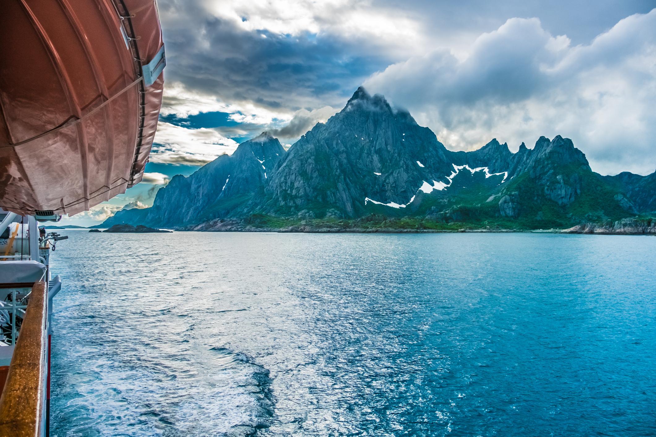 Hurtigruta i Nord-Norge