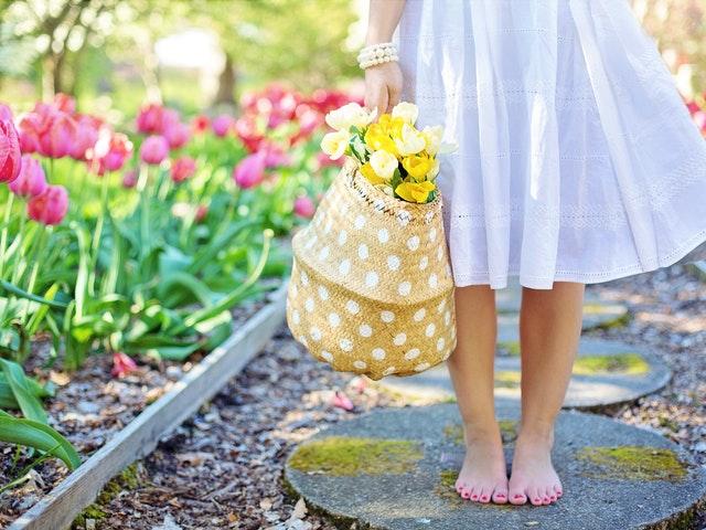 Våren blomstrer i friske farger